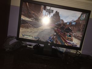 Monitor 20 inch 720p hp for Sale in Houston, TX