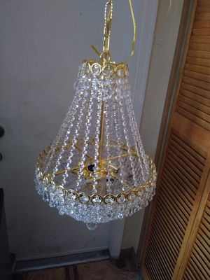 New crystal chandelier for Sale in Miramar, FL