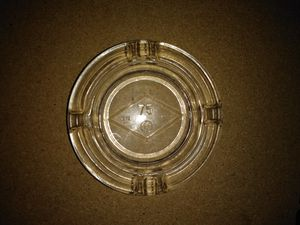 Rare collectible 75th Anniversary GE ashtray for Sale in Cleveland, OH