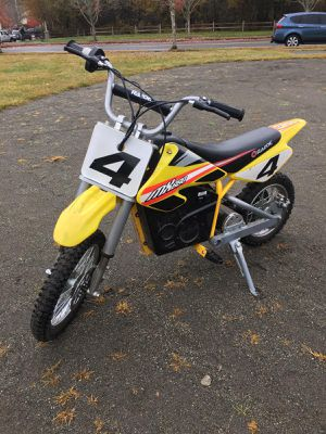 Razor electric dirt bike for $410 for Sale in Tacoma, WA