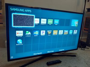 Samsung Smart LED TV 40 for Sale in Silver Spring, MD