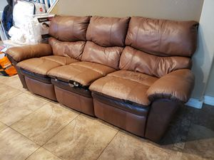 FREE Wallhugger Reclining Couch for Sale in Menifee, CA