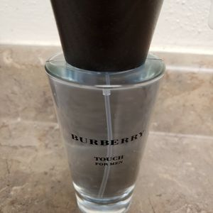 Burberry Touch for men cologne for Sale in Alexandria, VA