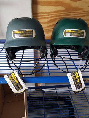 Baseball or Softball Large Batting Helmet Wilson for Sale in Orlando, FL