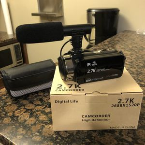 High-Definition Camcorder for Sale in Springboro, OH