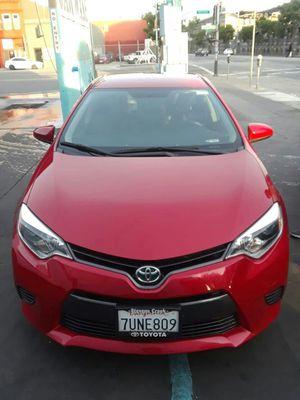 Toyota corolla 2016 86 mil millas en buen estado for Sale in San Francisco, CA