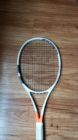 Babolat Pure Strike racket + bonus free handle tape pack for Sale in Los Angeles, CA