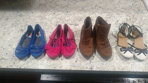 Girls Size 12 sandles, boots for Sale in Kennewick, WA