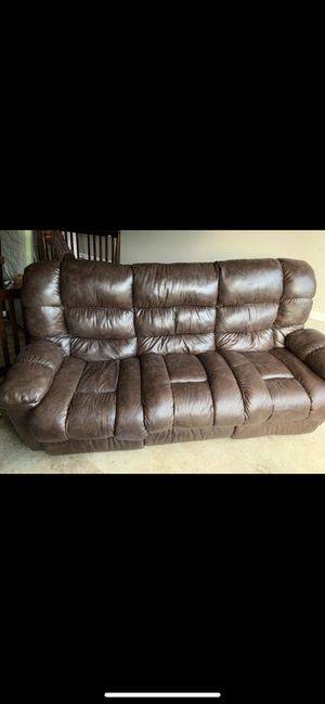 Reclining couch for Sale in Lewisburg, TN
