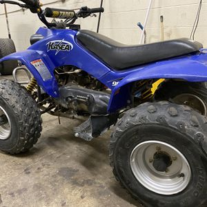 90 Cc Kids Four Wheeler for Sale in Marina del Rey, CA
