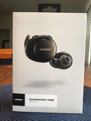 Bose Soundsport Free for Sale in Ann Arbor, MI