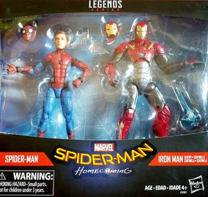 Legends Series Marvel Spider-Man Homecoming for Sale in Chicago, IL