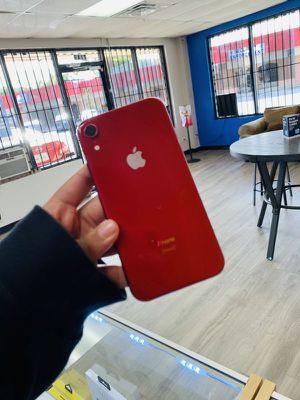 iPhone XR 64gb factory unlocked XDDY for Sale in Dallas, TX