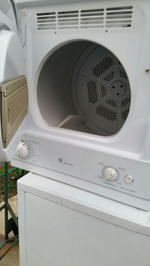 Stackable Electric dryer apartment size for Sale in Lincolnia, VA