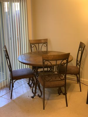 Dining Room Set - 5pc for Sale in Alexandria, VA