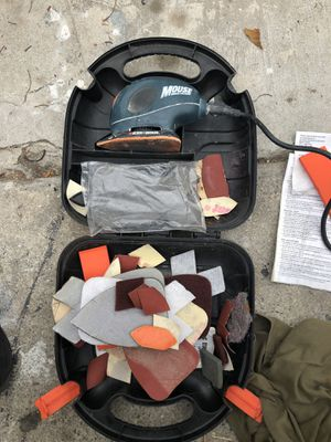🛠 BLACK AND DECKER SANDER / POLISHER 🛠 for Sale in Carson, CA