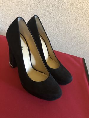 Michael Kors Black Shoes -Size 7 1/2 for Sale in Tracy, CA
