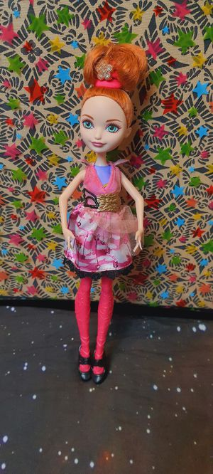 Ever After High Ballet Holly O Hair Doll for Sale in Santa Ana, CA