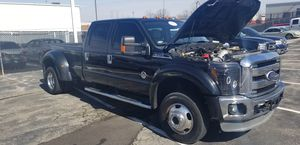 2011 Ford F450 diesel factory tow package and puck towing system in bed for Sale in Parkville, MD
