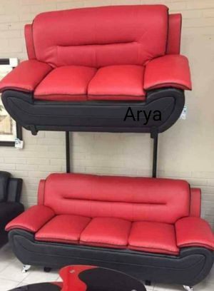 🔥Best Deal👉Enna/Red Sofa Loveseat for Sale in Baltimore, MD