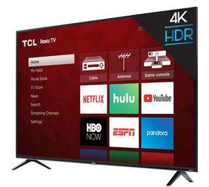 TCL mart tv for Sale in Daleville, AL