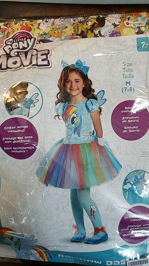 Rainbow Dash - My little pony Halloween Costume for Sale in Arlington, TX