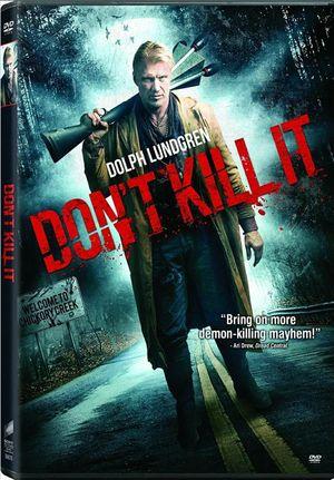 Don't Kill It DVD DOLPH LUNDGREN for Sale in Phoenix, AZ