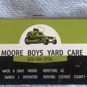 YARD CARE for Sale in Hereford, AZ
