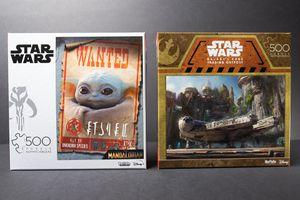 Star Wars Puzzle bundle for Sale in Escondido, CA
