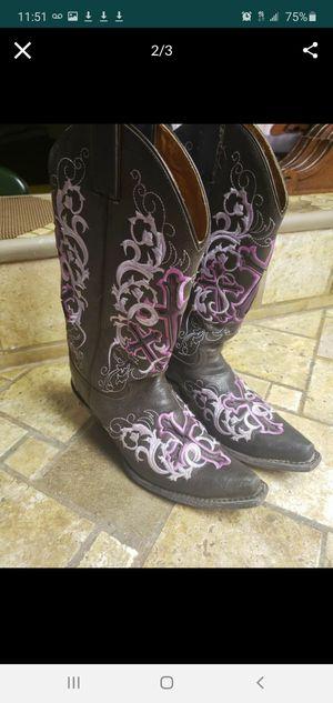 Justin classic roper boots for Sale in Phoenix, AZ