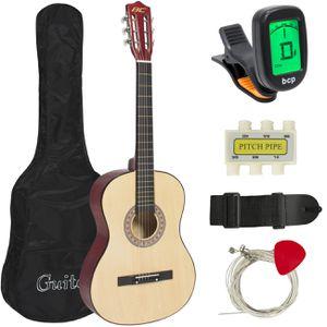 NEW Beginner Steel String Acoustic Guitar Starter Kit for birthday gift men women teenagers college for Sale in Henderson, NV
