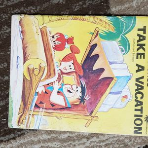 1972 The FLINTSTONES TAKE A VACATION for Sale in Tacoma, WA