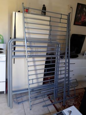 Bunk bed frame for Sale in Pompano Beach, FL