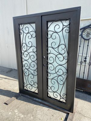 Custom entry double doors for Sale in West Covina, CA