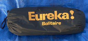 Eureka Solitaire 1 person lightweight motorcycle backpacking tent for Sale in Tukwila, WA