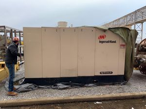 Air Compressor SRE300EPE for Sale in Westlake, LA
