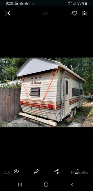 18 foot camper trailer for Sale in Marysville, WA