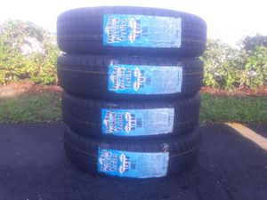 A SET OF 4 TRAILER TIRES 205/75/15 for Sale in Coral Gables, FL