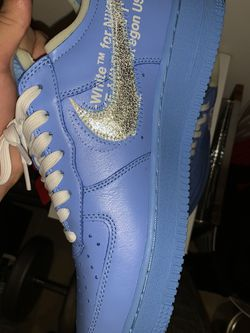 Nike Air Force 1 Low Off-White MCA University Blue for Sale in Cape Coral,  FL