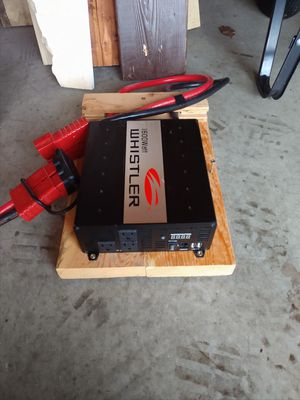 Whistler power inverter for Sale in Spanaway, WA