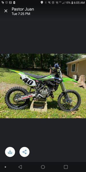 Kawasaki kx85 for Sale in Charlotte, NC