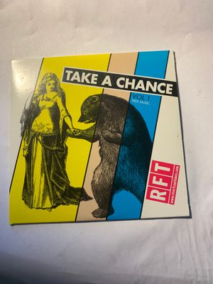 Take a Chance - Vol 1 RFT cd for Sale in Highland, IL