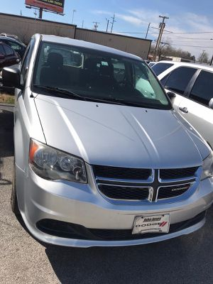 Dodge grand caravan 2012 only 60000 miles for Sale in Tulsa, OK