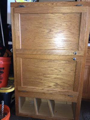 L-shaped kitchen cabinet with countertop and sink for Sale in Berwyn, IL
