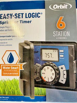 Orbit sprinkler timer for Sale in Bluffton, SC