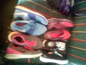 Shoes, Nikes, New Balance and Zipz for Sale in Muscoy, CA