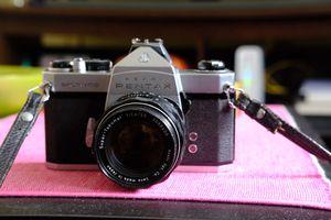 Pentax Spotimatic with Takumar 1.4 lens for Sale in Seattle, WA