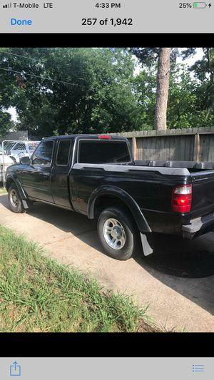 Ford ranger 2002 for Sale in Houston, TX