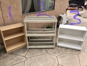 Shelves for Sale in National City, CA