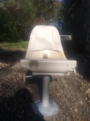 Boat seat an mount for Sale in Chesapeake, VA